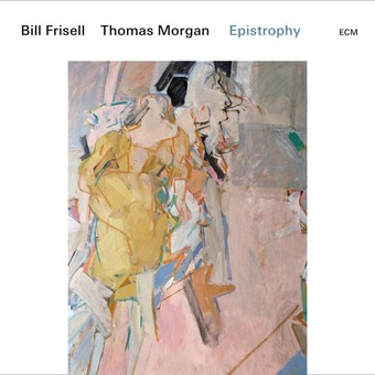 VINIL ECM Records Bill Frisell / Thomas Morgan: Epistrophy