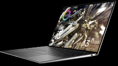 Laptop Dell XPS 13 (9300),  Intel Core i7-1065G7 3.9 GHz, 13.4 inch, UHD+ Touch, 32GB RAM, 1TB SSD