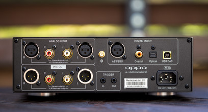 Amplificator casti OPPO HA-1