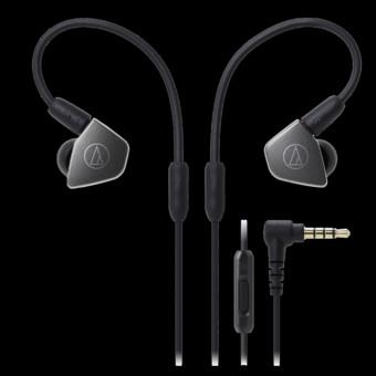 Casti in-ear cu microfon Audio-Technica ATH-LS70iS, seria LIVE SOUND