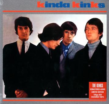 VINIL Universal Records Kinks - Kinda Kinks