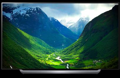 TV LG OLED 55C8, 4K, HDR, Dolby Vision, 140cm