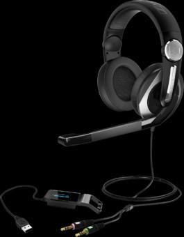 Casti PC/Gaming Sennheiser PC 333D