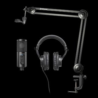 Pachet PROMO Audio-Technica Creator Pack