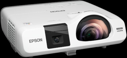 Videoproiector Epson EB-536Wi