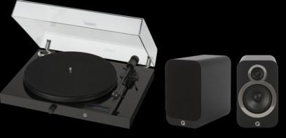 Pachet PROMO ProJect Juke Box E + Q Acoustics 3020i