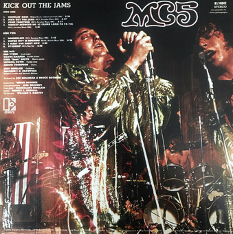 VINIL Universal Records Mc5 - Kick Out The Jams