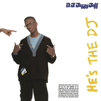 VINIL Universal Records Dj Jazzy Jeff & The Fresh Prince - He'S The Dj, I'M The Rapper