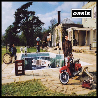 VINIL Universal Records Oasis - Be Here Now (2014 Remastered)