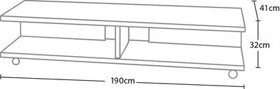 OMB Comoda TV LED 1900