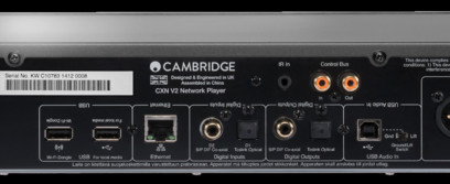 DAC Cambridge Audio CXN V2