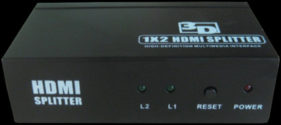 Kauber Splitter HDMI 1-2 3D Ready