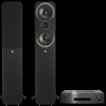 Pachet PROMO Q Acoustics 3050i + Cambridge Audio CXA60