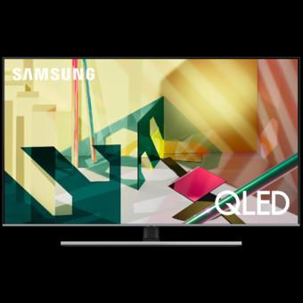 TV Samsung 75Q70TA, QLED, Seria 7, Procesor Quantum 4K