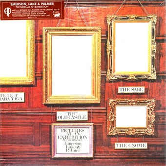 VINIL Universal Records Emerson Lake & Palmer (ELP) - Pictures At An Exhibition