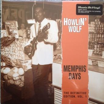 VINIL Universal Records Howlin Wolf - Memphis Days Vol.1