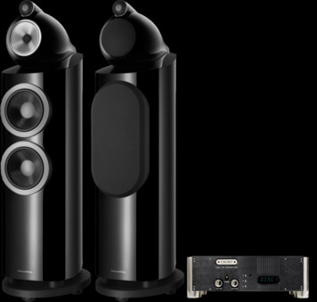 Pachet PROMO Bowers & Wilkins 803 D3 + Chord Electronics CPM 3350