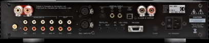 Amplificator MOON by Simaudio 340i D3PX