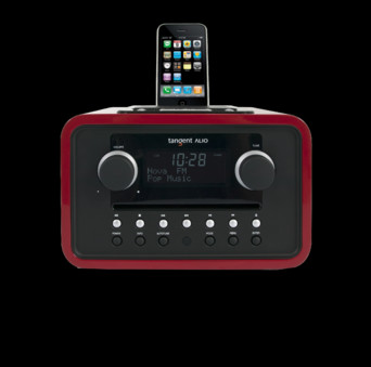 Tangent ALIO CD FM DAB with dock
