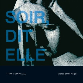 CD ECM Records Trio Mediaeval: Words Of The Angel