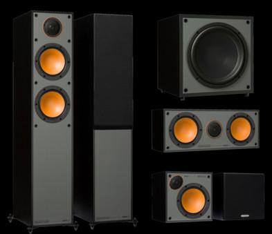 Pachet PROMO Monitor Audio Monitor 200 pachet 5.1