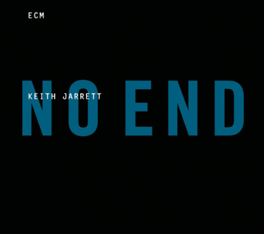 CD ECM Records Keith Jarrett: No End
