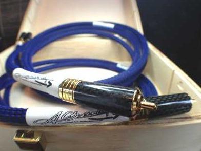Cablu A Charlin RCA Blue 1100 MK II