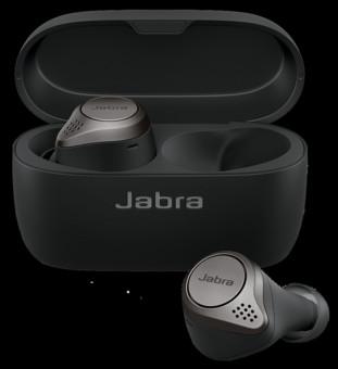Casti Jabra Elite 75t Wireless Charging