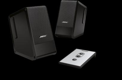 Boxe Bose Music Monitor
