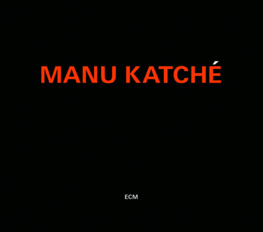 CD ECM Records Manu Katche