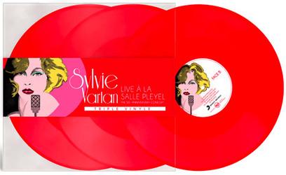 VINIL Universal Records Sylvie Vartan - Live A La Salle Pleyel: The 50Th Anniversary Concert