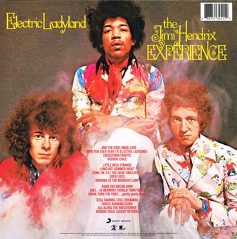 VINIL Universal Records Jimi Hendrix - Electric Ladyland