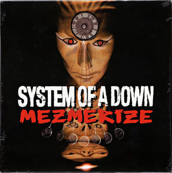 VINIL Universal Records System Of A Down - Mesmerize