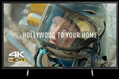 TV Panasonic TX-55FX600E, 4K UHD, HDR, 140 cm