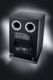 Subwoofer Heco Music Style Sub 25 A