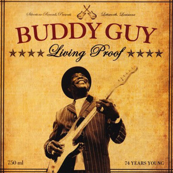 VINIL Universal Records Buddy Guy - Living Proof