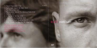 CD ACT Esbjorn Svensson Trio: Viaticum