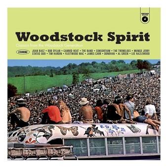 VINIL Universal Records Woodstock Spirit