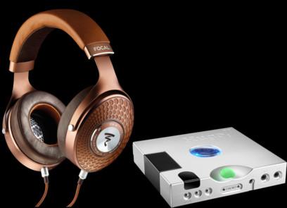 Pachet PROMO Focal Stellia + Chord Electronics Hugo TT 2
