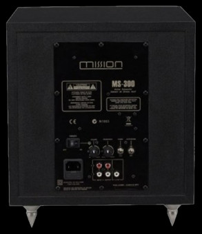 Subwoofer Mission MS-300