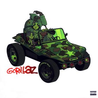 VINIL Universal Records Gorillaz