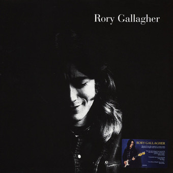 VINIL Universal Records Rory Gallagher - Rory Gallagher