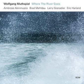 CD ECM Records Wolfgang Muthspiel: Where The River Goes