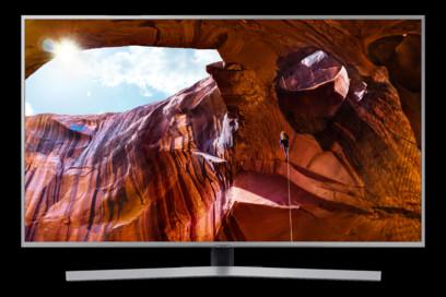 TV Samsung UE-65RU7472, UHD, Smart,Supreme UHD Dimming , Contrast Enhancer, HDR 10+, SmartThings, WiFi