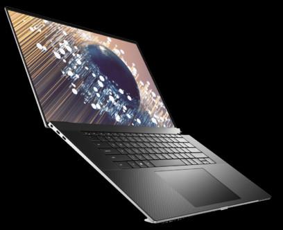 Laptop Dell XPS 17 (9700), Intel Core i7-10750H 5 GHz, 17 inch, UHD+ Touch, 32GB RAM, 1TB SSD, GTX 1650 TI/4GB