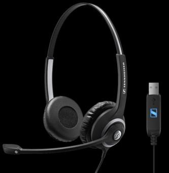 Casti Sennheiser SC 260 USB