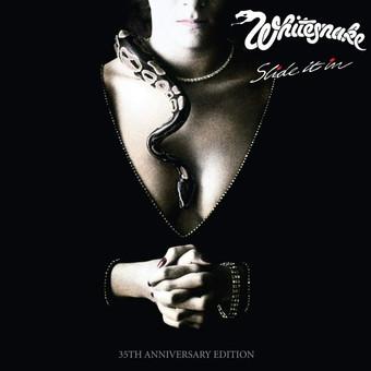 VINIL Universal Records Whitesnake - Slide It In