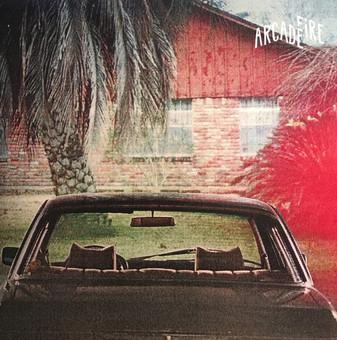 VINIL Universal Records Arcade Fire - The Suburbs
