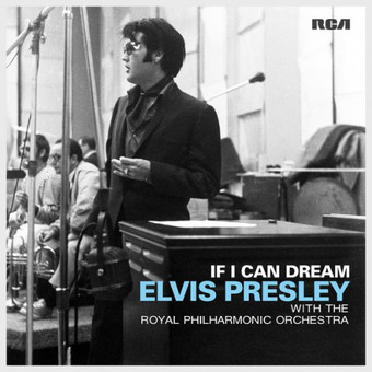 VINIL Universal Records Elvis Presley with Royal Philharmonic Orchestra - If I Can Dream