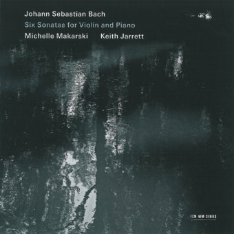 CD ECM Records Michelle Makarski / Keith Jarrett